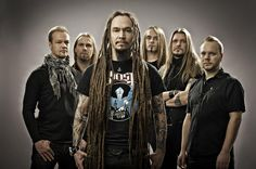 Amorphis Announces New Album September: Finland Melodic Death Metal | WickedChannel.com