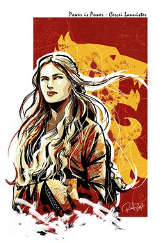 Cercei Lannister by ~Robbertopoli on deviantART