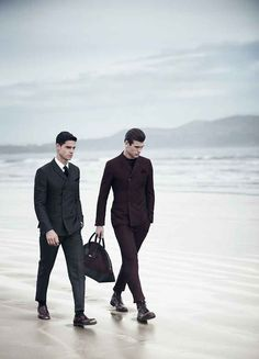 Emporio Armani Fall Winter 2014 Campaign by Boo George