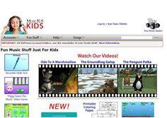 """""""Music K8 kids"""" este un portal educațional, care oferă conținut atât pentru copii, cât și pentru părinți sau profesori. Astfel, aici găsiți lecții de pian, jocuri muzicale și multe alte genuri de muzică pentru cei mici. Versurile sunt în limba engleză, însă acest lucru este benefic, pentru că micuții vor învăța cuvinte din această limbă mult mai ușor. Help Song, Just Kidding, Your Music, Music Stuff, Songs, Fun, Kids, Musica, Young Children"""