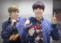 History on Simply Kpop: Jaeho and Yijeong
