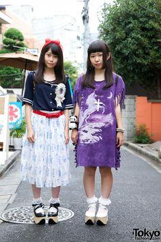harajuku. (gosh look at these cuties)