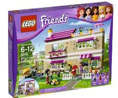 Amazon – LEGO Friends sets drop in price, lots of lowest prices