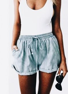 a471fe2f4e 47 Best Baggy Shorts images in 2019 | Fashion clothes, Casual wear ...