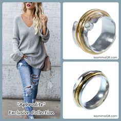 Inspired in Greece, handmade silver rings Silver Rings Handmade, Greece, Inspired, Inspiration, Greece Country, Biblical Inspiration, Inspirational