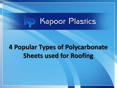 Multiwall sheets are manufactured perfectly to be used with thermal and sound insulation. A multiwall polycarbonate sheet is actually a polycarbonate PVC roof sheet with a high level of resistance against fire. Multiwall polycarbonate sheets are used in the construction of all popular roofing types.