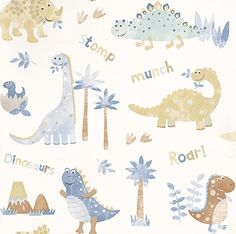 Tiny Tots wallpaper by Galerie