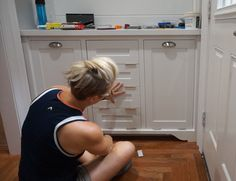 Doors, Drawers, and Drawer Fronts  - Day 10