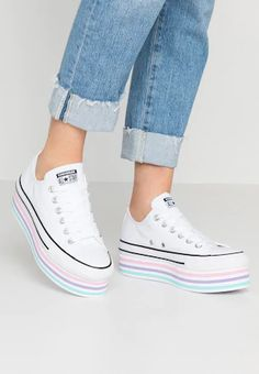 converse all star donna alte paiettes