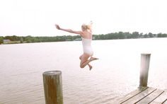 Nothing better then summertime on a lake! Can't count the number of times I did this!