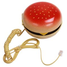 Fun Burger Cheeseburger Phone Voice Telephone