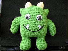Ravelry: Hug Monster pattern by Linda Salant