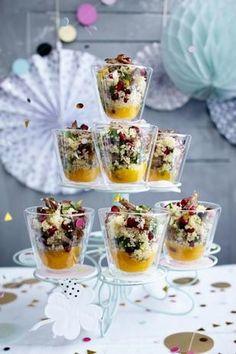 Das Rezept für Couscous-Entenbrust-Salat und weitere kostenlose Rezepte auf LECKER.de