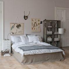 Comment décorer sa chambre à coucher avec un petit budget - Crédit photo: Bemz