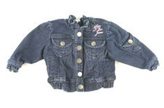 6-9m / Jean jacket / Veste denim | Changeroo.ca