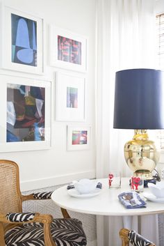 How to incorporate metallics into your home decor