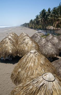 Palapas, El Salvador. I'm so excited to go back this year! We're going to have so much fun