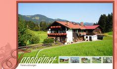 Allgäul, 87538 Bolsterlang: Ferienwohnungen in Bolsterlang - #deutschlandurlaub