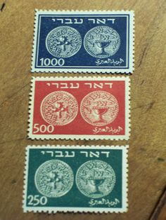 Very Decent Israel Scott 7 8 9 OG M NH | eBay