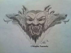 Drawing - Bram Stoker's Dracula Bram Stoker's Dracula, Skull, Tattoos, Drawings, Art, Blogging, Art Background, Tatuajes, Tattoo