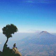 Mt. Sumbing, Indonézia, photo: Agung Putra Pratama