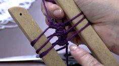 Mulher.com 01/06/2015 Helen Mareth - Cropped inverno crochê de grampo Pa...