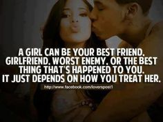 Reasons why you better treat her right Top Love Quotes, Cute Quotes, Awesome Quotes, Smart Quotes, Best Quotes, Smart Sayings, Girl Sayings, Girl Quotes, Treat Your Girl Right
