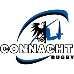 Connacht Rugby - find them on www.connachtrugby.ie Sports Team Logos, Sports Clubs, Irish Rugby, Team Mascots, Great Logos, World Of Sports, Travel Posters, Cheerleading, Ireland