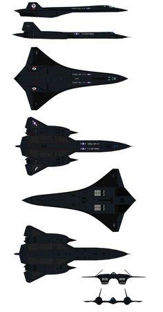 A-12 Vs Sr-81 by bagera3005 on DeviantArt