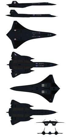 A-12 Vs Sr-81 by bagera3005 on DeviantArt