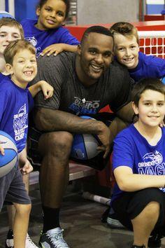 Glen Davis Basketball Camp 2012