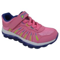 sports shoes 6a584 aa1f9 Girls  S Sport by Skechers All Clear Performance Athletic Shoes - Pink 2