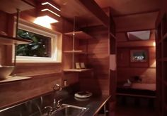 Take a a tiny house video tour of three tiny homes! These little houses were displayed at the Portland Home and Garden Show. Come along as some people who have never seen Tiny Houses find out what the the big deal is about small dwellings. http://www.tinyhousewebsites.com