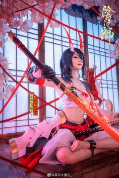 Anime Cosplay Girls, Kawaii Cosplay, Cute Cosplay, Amazing Cosplay, Cosplay Outfits, Best Cosplay, Chica Fantasy, Fantasy Girl, Japonese Girl