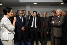 Ouverture officielle de Généthon Bioprod | AFM Téléthon - Innover pour guérir - 6 et 7 décembre 2013