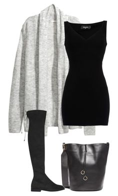 """#266"" by mintgreenb on Polyvore featuring Dsquared2 and Cafuné"