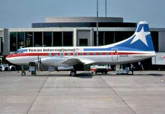 Texas International Airlines (IAH)