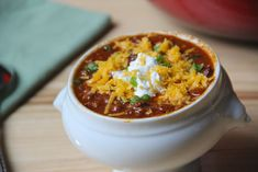 The Best Chili Con Carne on Earth! #30AEats