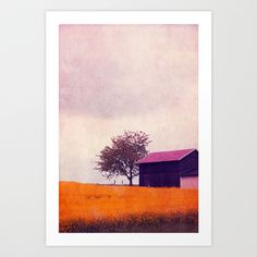 country Art Print by Claudia Drossert - $18.72