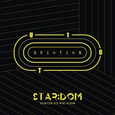 East Asia Addict: [CD] UP10TION – STAR