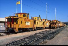 RailPictures.Net Photo: UP 25292 Union Pacific caboose at Omaha, Nebraska by Mike Danneman