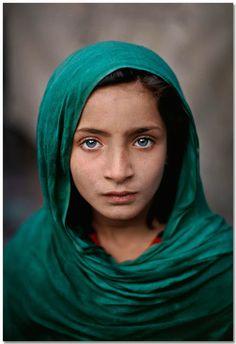 Peshawar - Pakistán © Steve McCurry