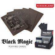 Black Magic Playing Cards    £6.95