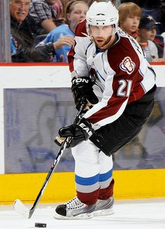 Peter Forsberg..Great athelete and all around hockey player.... 6th cousin