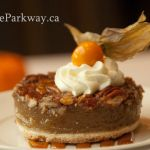 Scrumptious pecan pie served for dessert at The Parkway in Winnipeg Holidays And Events, Fine Dining, Pecan, Pie, Breakfast, Desserts, Food, Torte, Morning Coffee