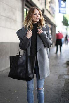 Mine!!!! Grey Coat #AnineBing