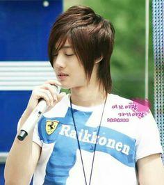 Kim Hyun Joong 김현중 ♡ long hair ♡ SS501 ♡ Kpop ♡ Kdrama ❤