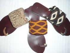 mantas wayuu elegantes - Buscar con Google J Shoes, Shoe Boots, Crochet Sandals, Obi Belt, Tapestry Crochet, Golden Girls, Beautiful Shoes, Designer Shoes, Espadrilles