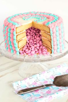 Blue or pink what do you think? To share the news with family and friends here are The 11 Best Gender Reveal Ideas.