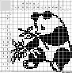 японские кроссворды - Google zoeken Crochet Stitches Patterns, Counted Cross Stitch Patterns, Cross Stitch Designs, Filet Crochet, Crochet Motif, Cross Stitch Silhouette, Peler Beads, Swedish Weaving, Alpha Patterns